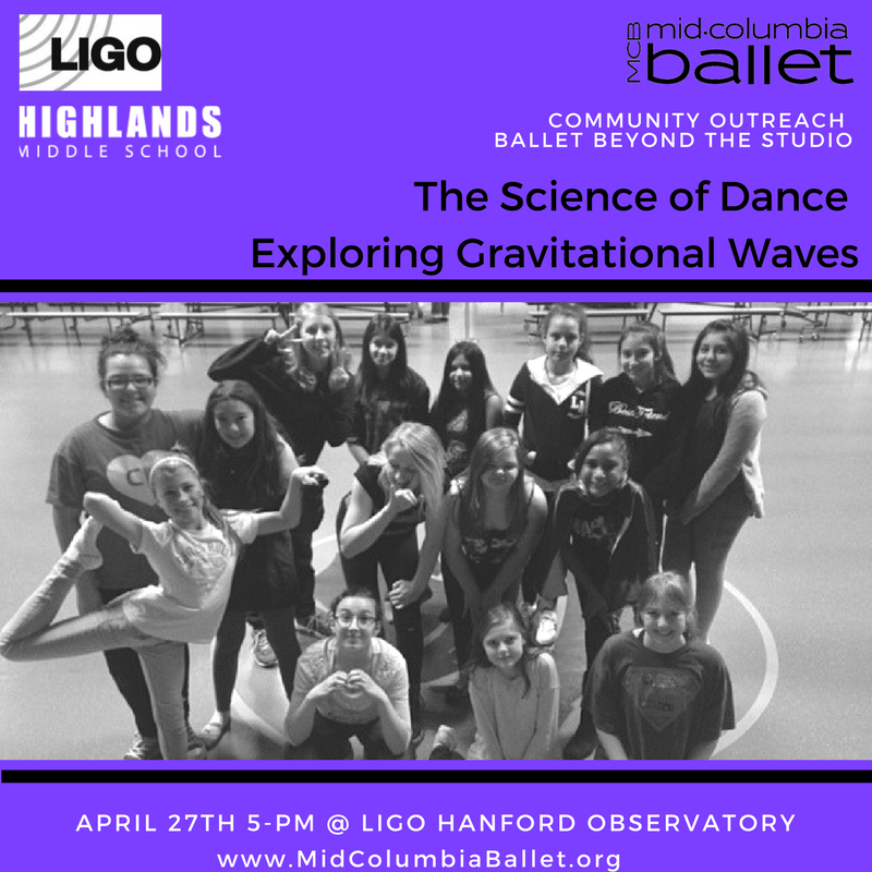 Science of Dance flyer