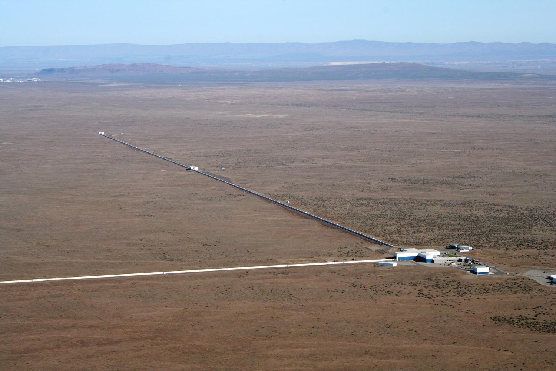 LIGO Hanford, Washington