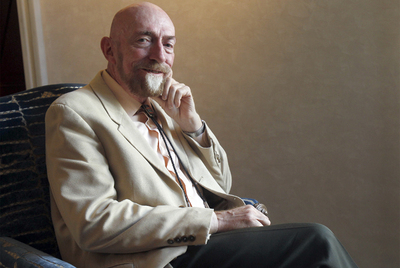 Kip Thorne. Photo by Cristóbal Manuel