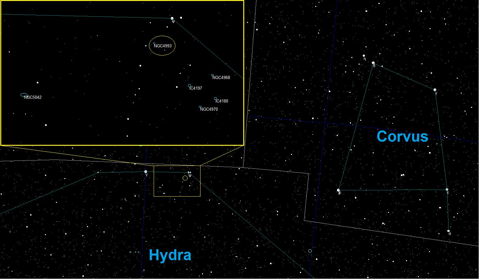 NGC4993 map