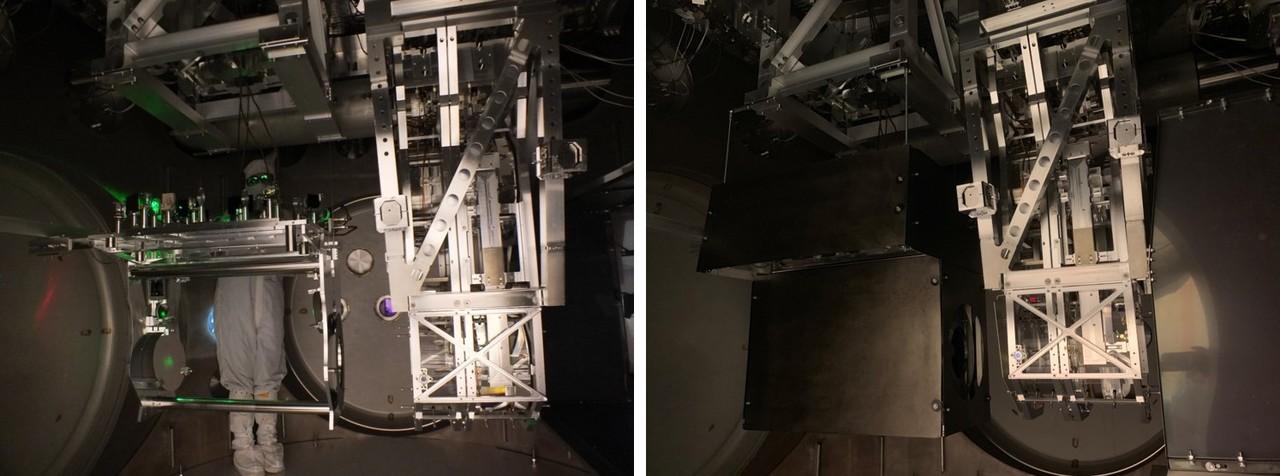 LLO TMS Shroud Install 9 - Oct 2019