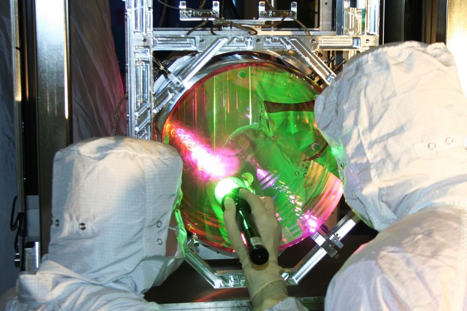 LIGO Optics ITM Inspection