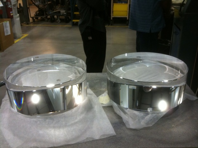 LIGO Optics ETMs Before Install
