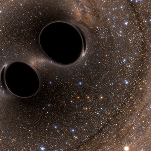 simulation black holes, LIGO project